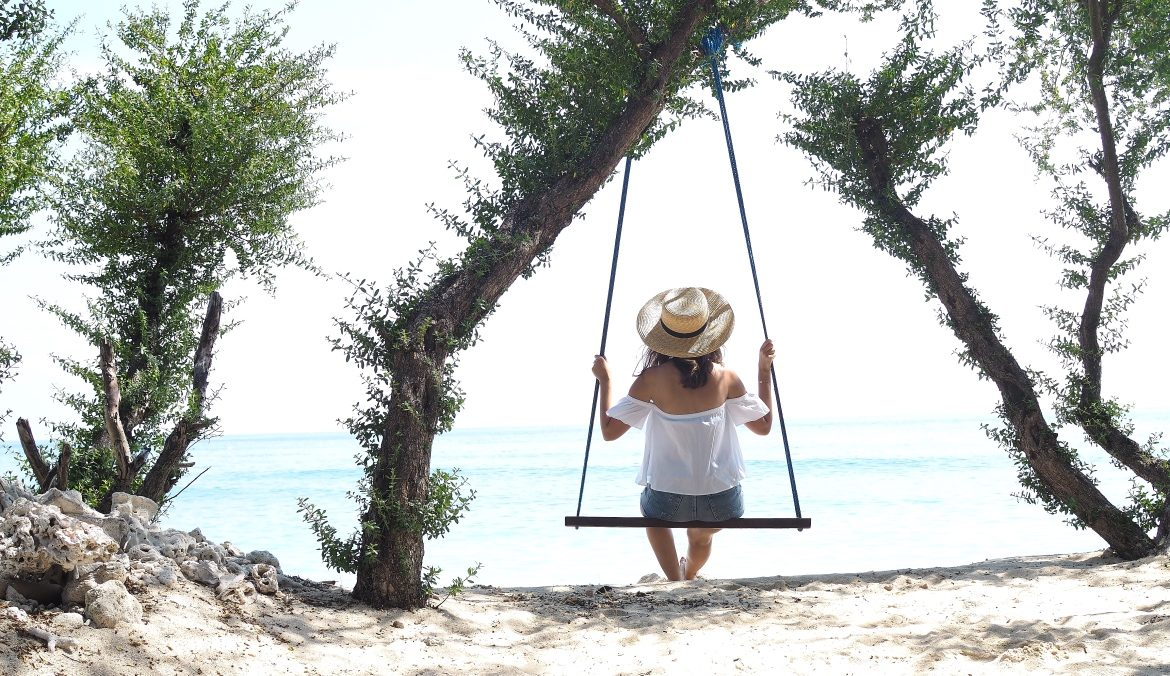 Travel Guide To Bali Swing