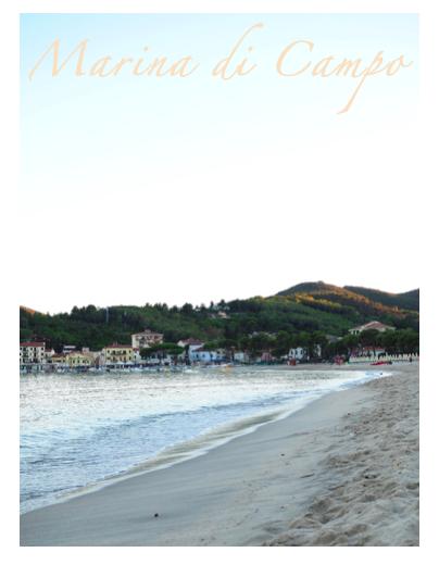Travel Guide Elba Marina di Campo