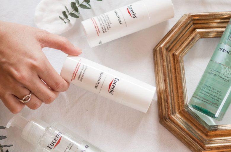 Eucerin Gesichtspflege gegen unreine Haut