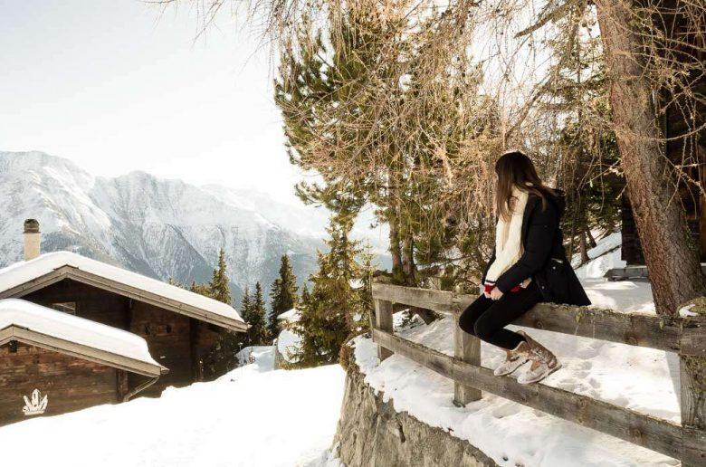 Travel to Bettmeralp Valais