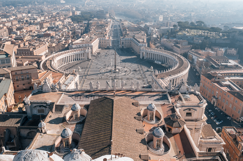 Travel Guide Rom Vatikan