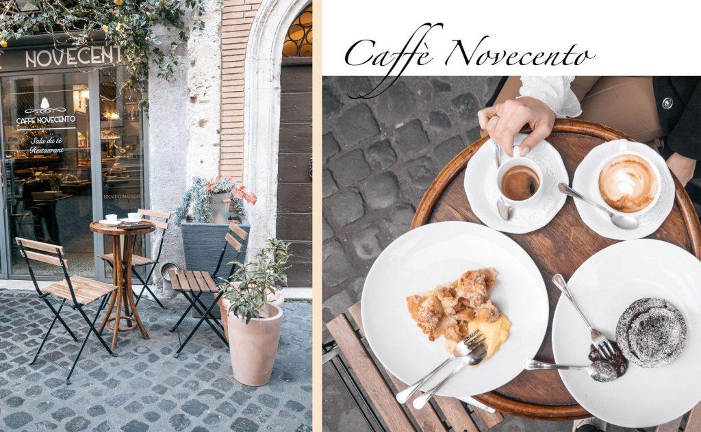 Travel Guide Rom Caffè Novecento