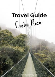 Travel Guide Costa Rica