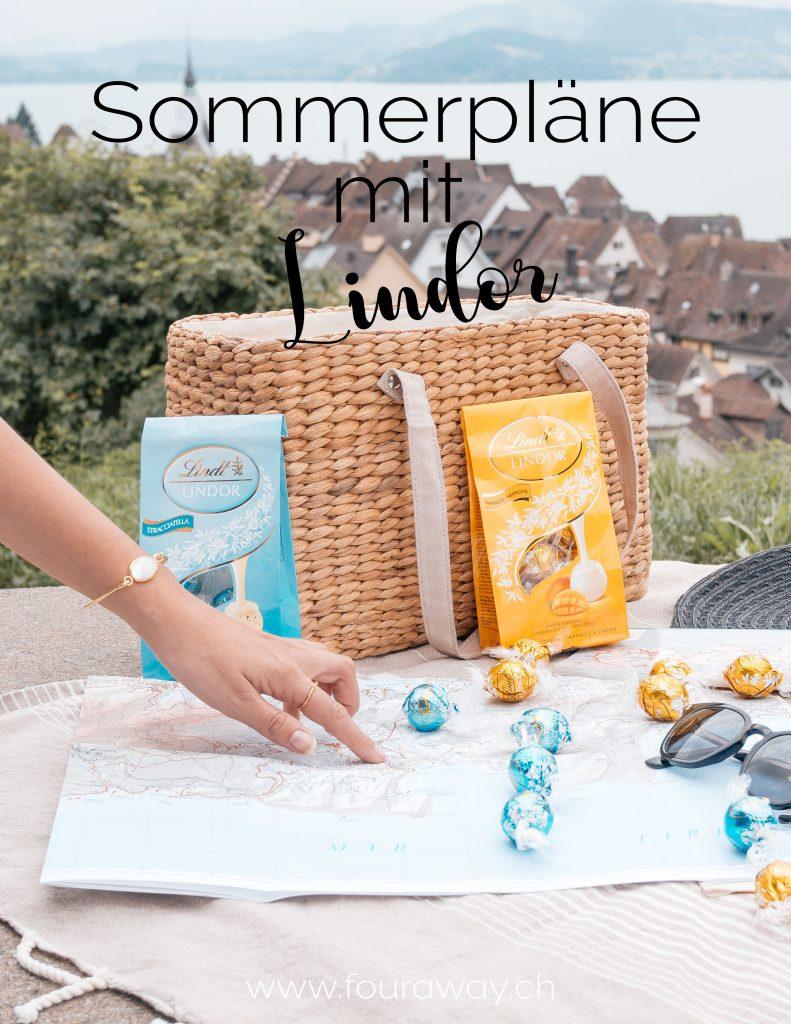 Sommerpläne mit Lindor