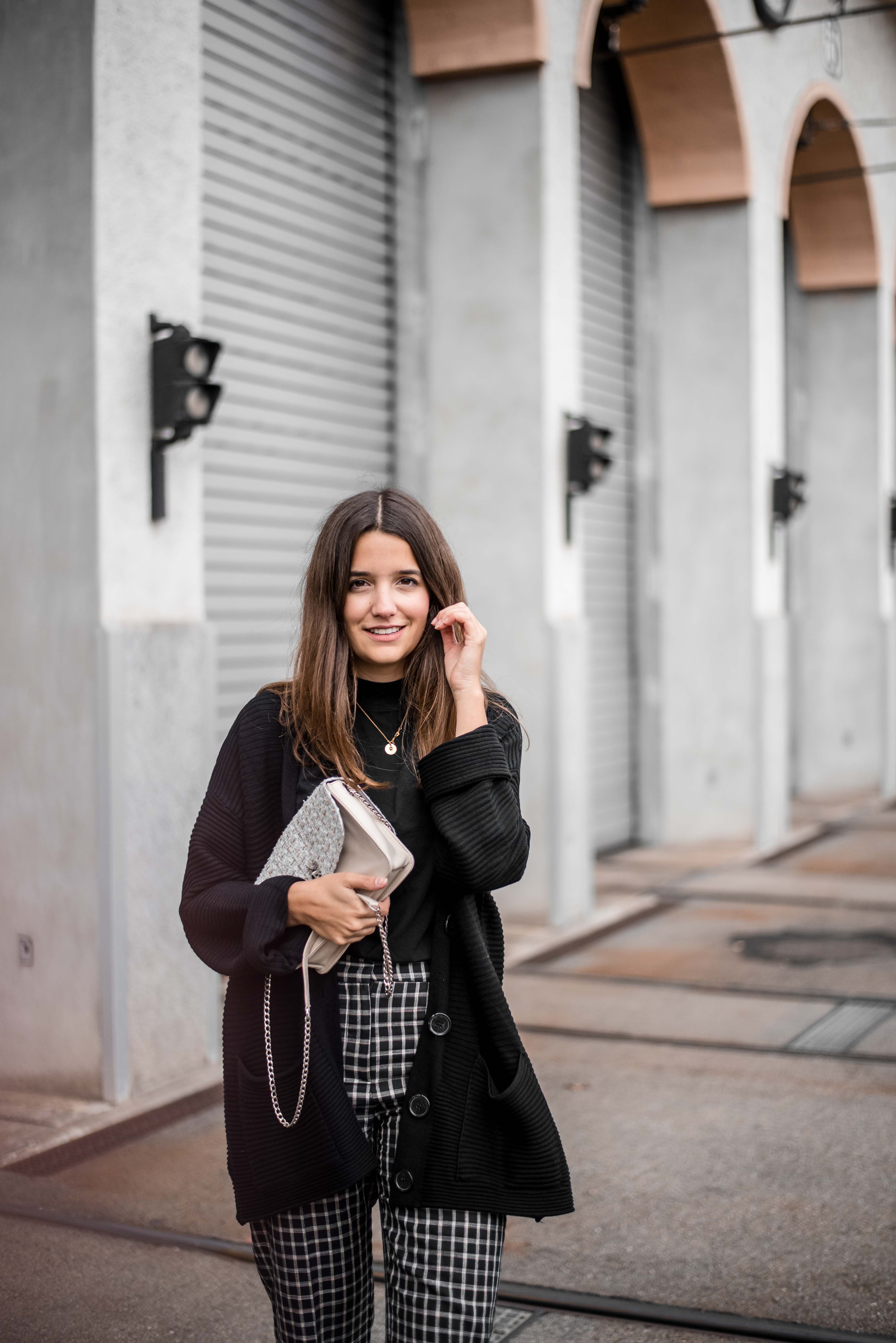karo culottes outfit herbst
