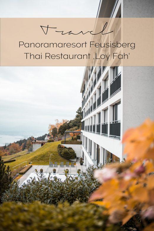 Panoramaresort Feusisberg Restaurant Loy Fah