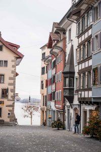 Zuger Altstadt Weihnachten