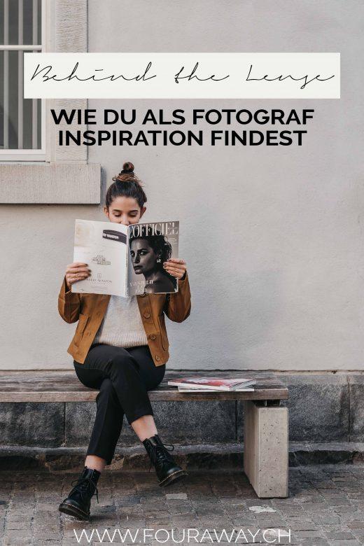 Inspiration finden als Fotograf