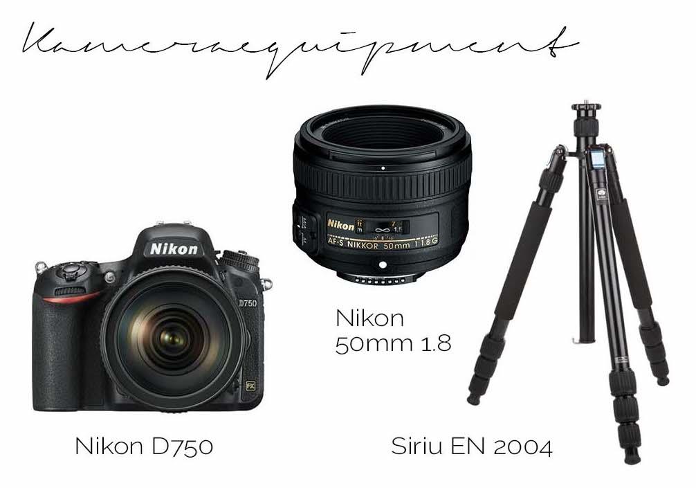 Fotostudio zu Hause Kameraequipment